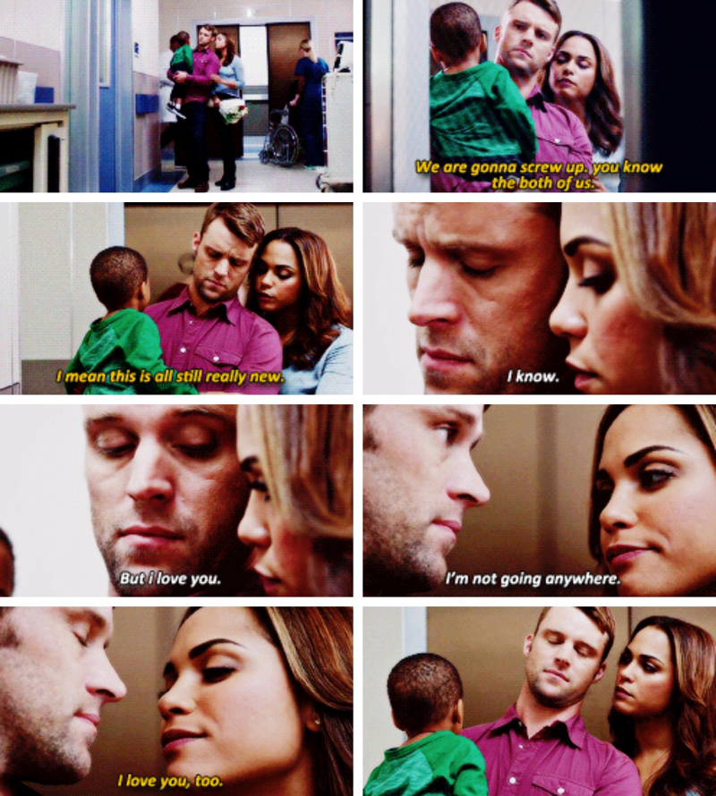Cuter each episode ❤️ What an intense episode that was for Casey?! By chance all end well