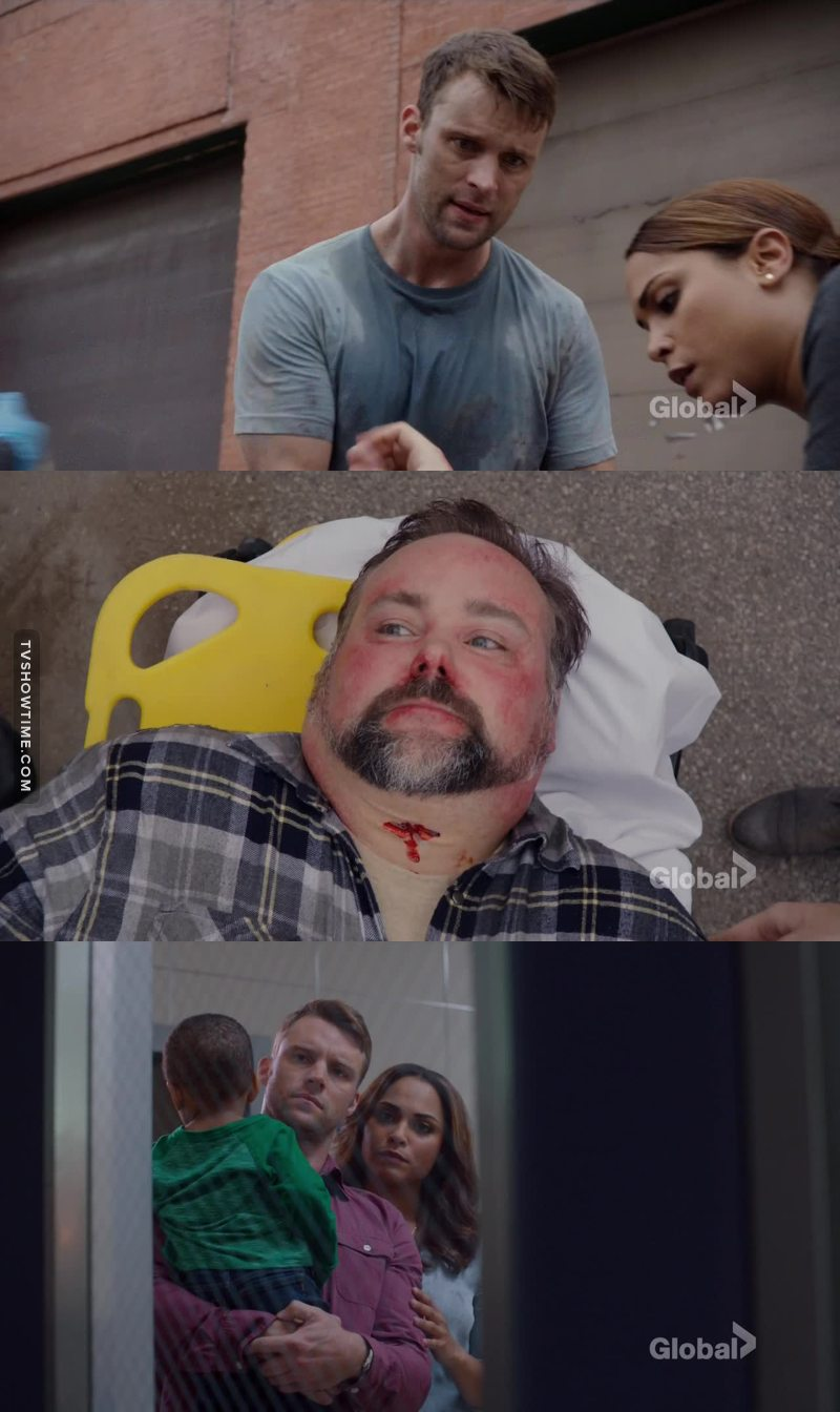 I was on the edge of my seat the whole episode ...matt is such an amazing and strong character ...he has always been my favorite and always will be 💪💪💪 amazing ep