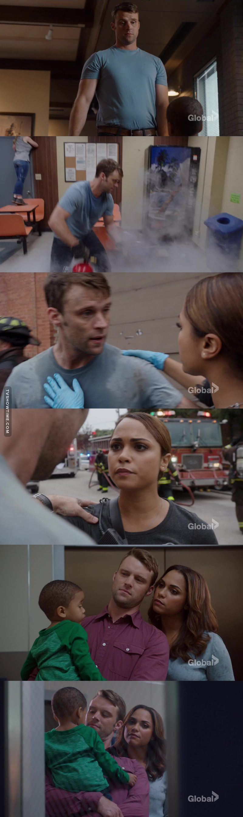 Intense episode. I liked it! Plus Dawsey moments are always nice! They are the ultimate couple! I LOVE me some Dawsey! #OTP #SweetHearts #HappyFamily