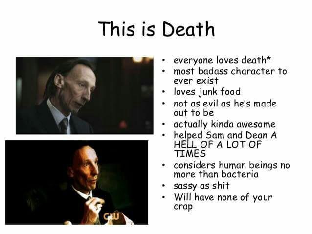 I will miss death