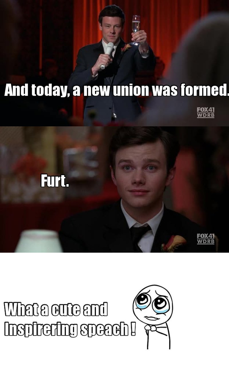 I cried all the episode. Full love for Kurt ❤️
