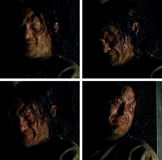 Oh Daryl 💔