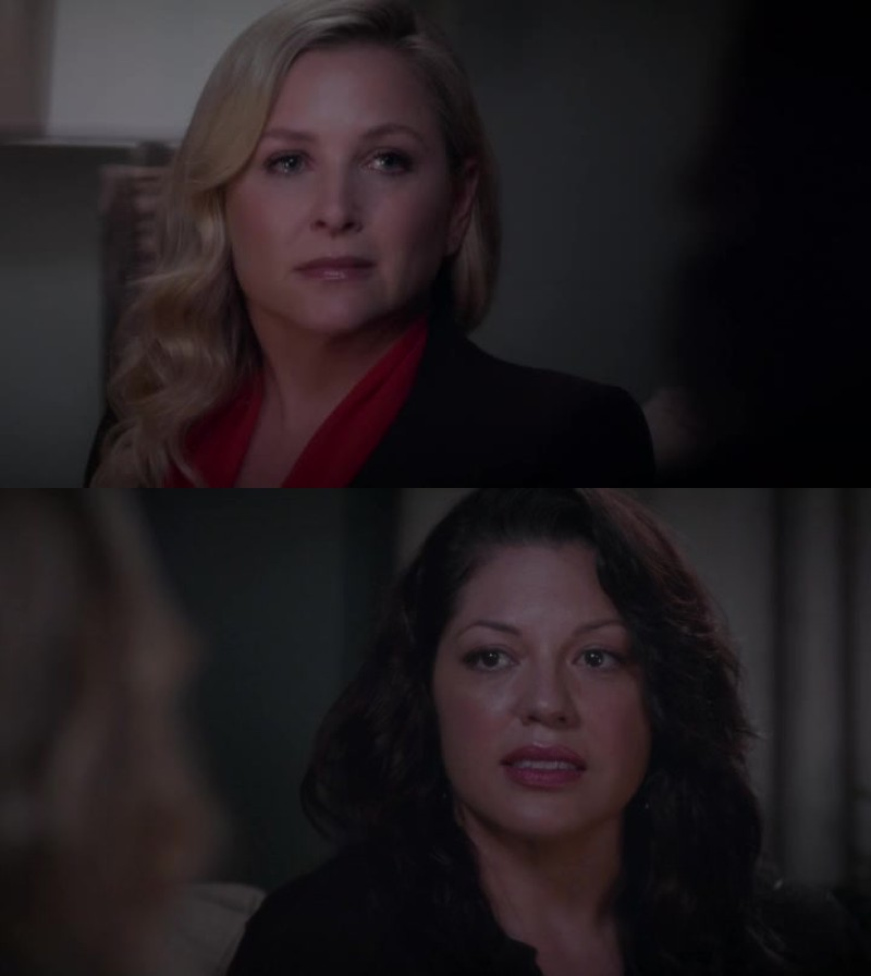 Dear Shonda .. Please we want Callie & Arizona back together 😭🙏🏻
