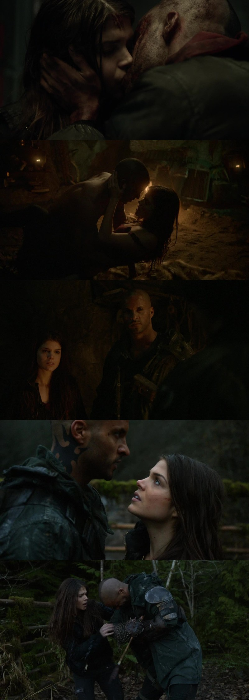 I'm with those who really like Lincoln and Octavia together. Maybe it's too soon but I don't care. <3