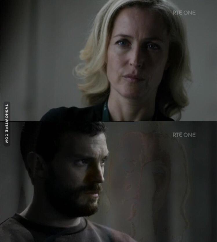The way she looked at him 😈🔥