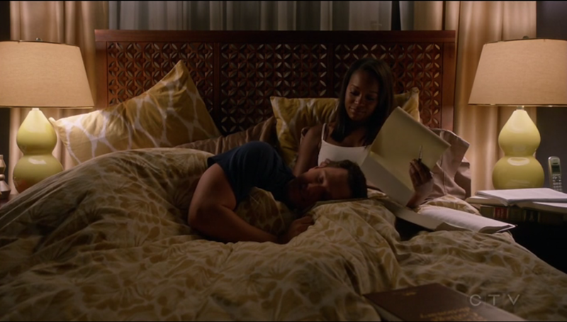 I REALLY love this couple. They were polar opposites at the beginnning of the show but now they are so cute together