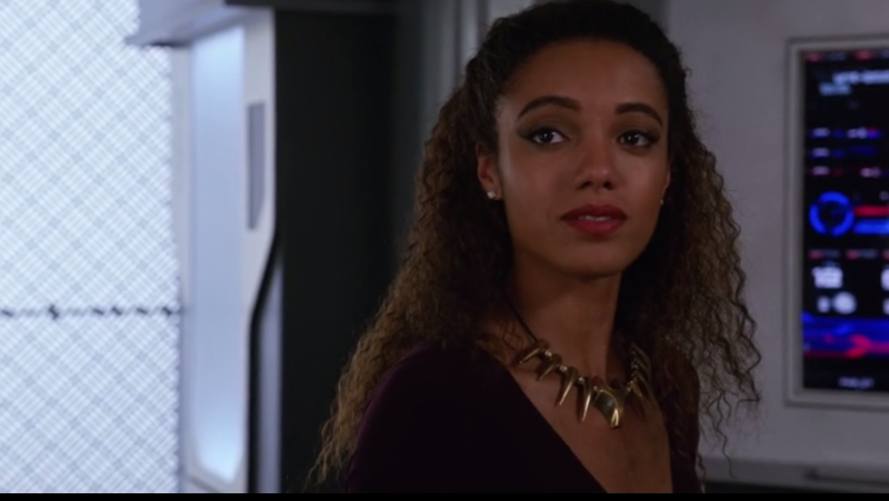 She is a VAST improvement over Hawkgirl