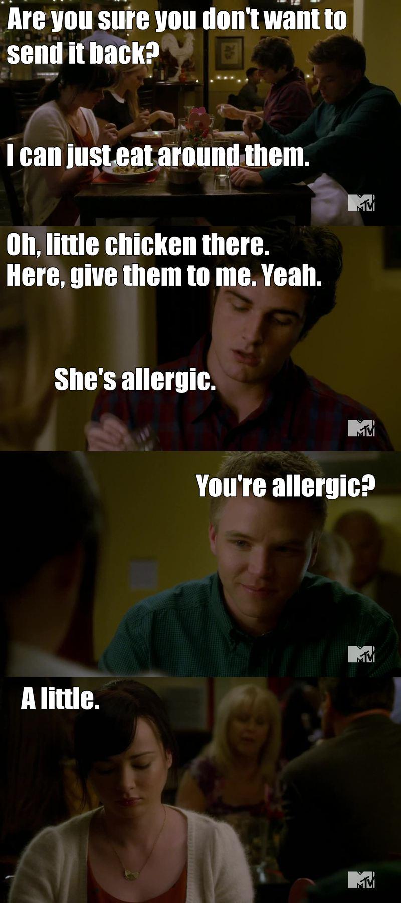 Matty knows Jenna better than Jake does! I repeat myself: MATTY KNOWS JENNA BETTER THAN JAKE DOES! *i need air*