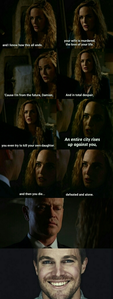 Arrow feelings