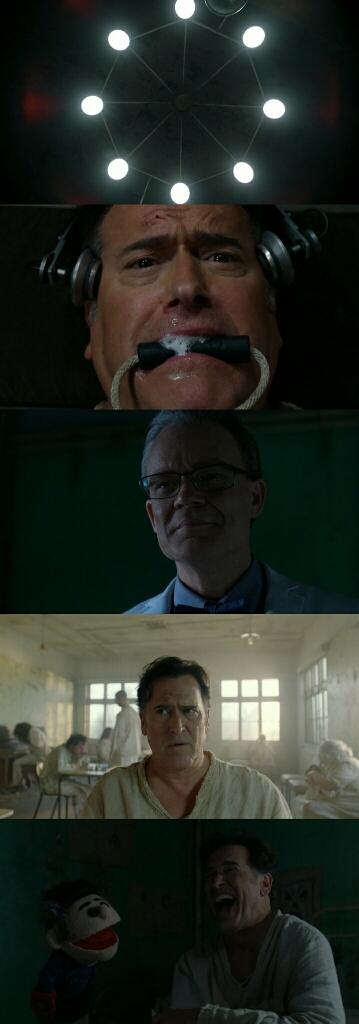 AHS : Asylum (Ash Horror Story)