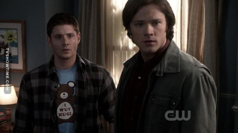 Dean looks good in everything lol