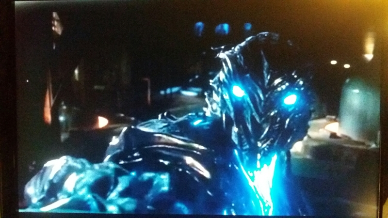 God speed. Wow dont know but it looks like a weird transformer/ultron xD