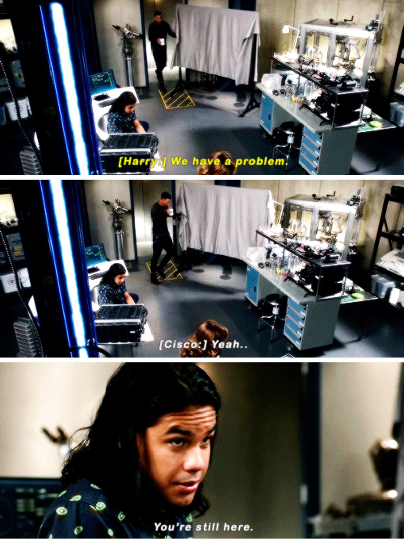CISCO, LADIES AND GENTLEMEN