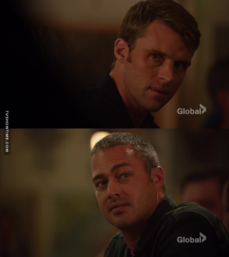 Not sure who is right and who is wrong but for me the husband hide something... Casey need to dig... Just hope Severide and Casey will make peace soon... cause we know how the tension grows in 51 when those 2 are not in the same side