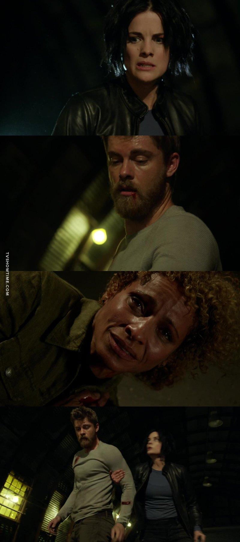 Sooo happy that Roman chose to help Jane!