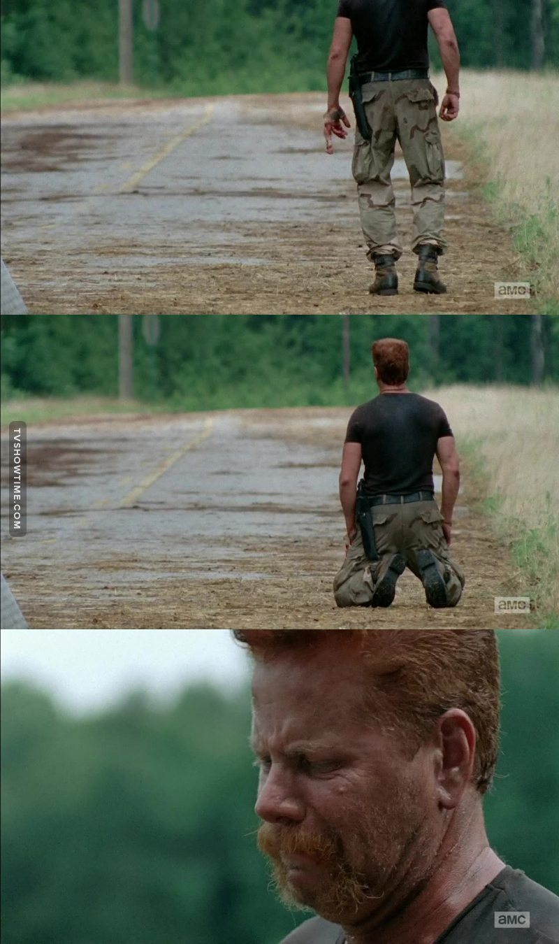 Poor abraham , it was all for nothing 💔