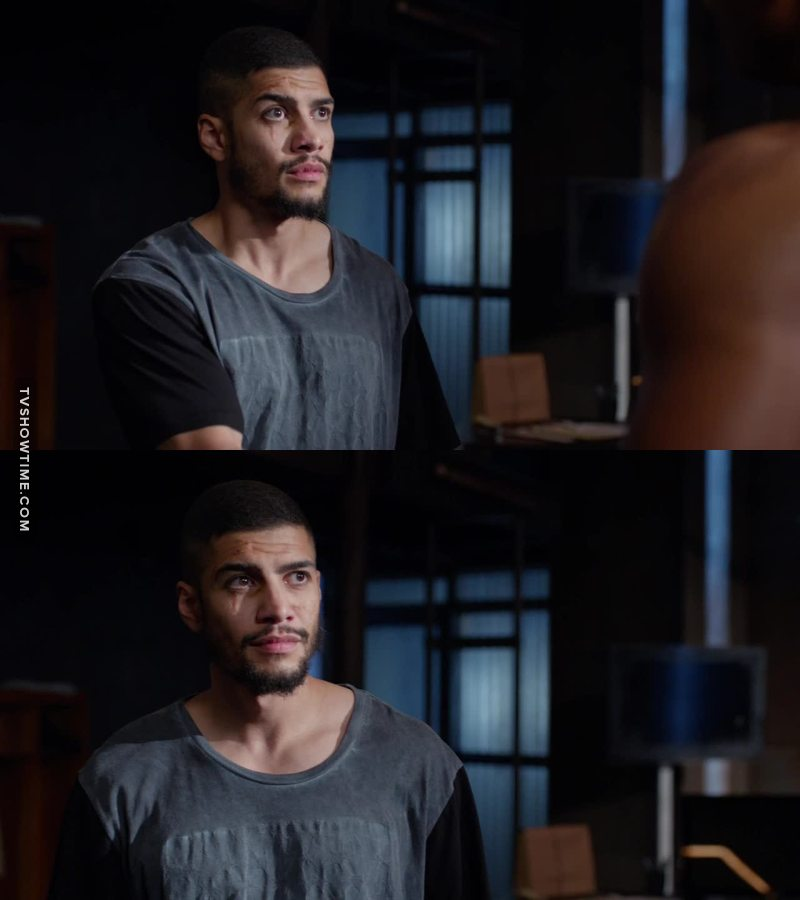 Omg I loved Rene in this episode... in my opinion, he will be a really good carachter