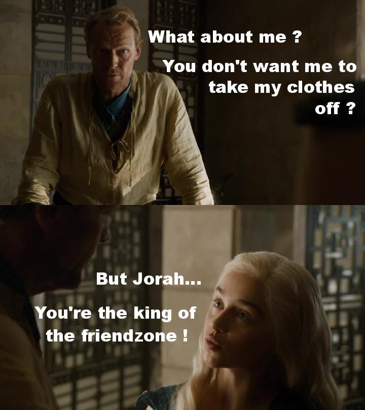 A moment of silence for Ser Jorah...