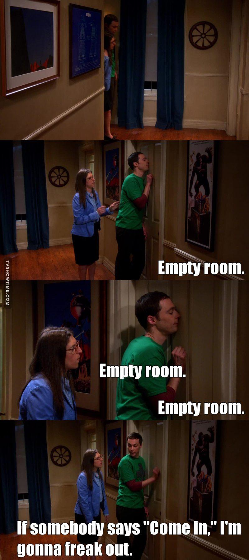 Mdrrr Sheldon me tue 😂 Surtout quand il a bu