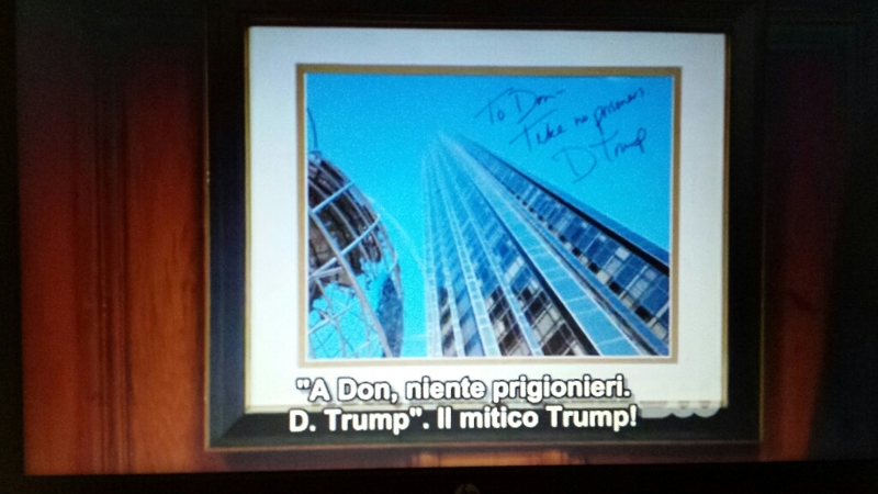 Donald Trump is everywhere
