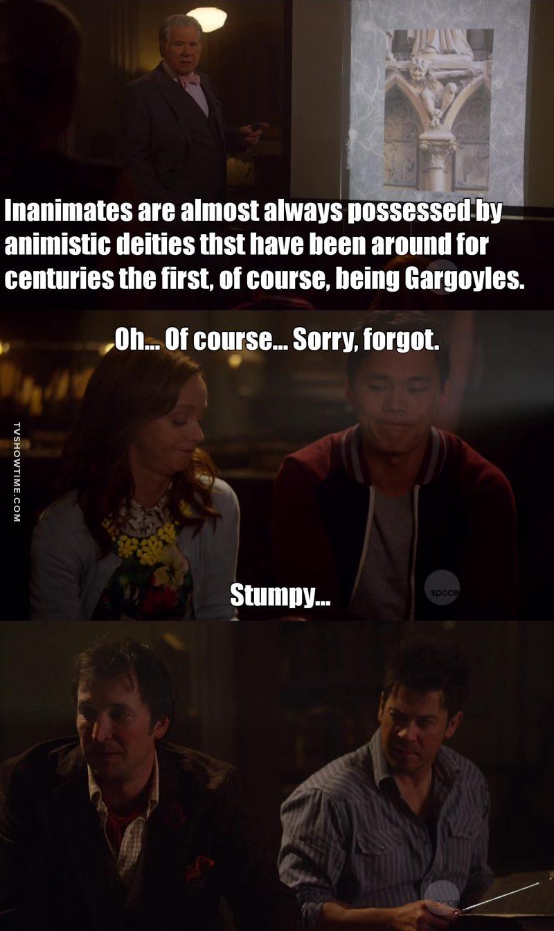 In loving memory of Stumpy. :)