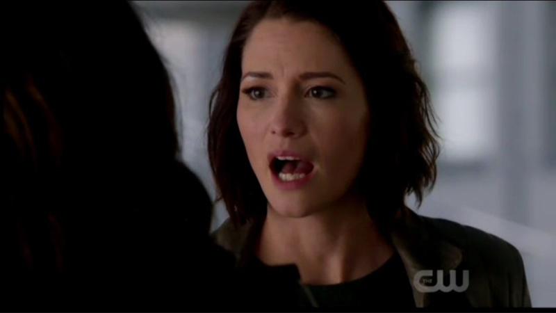 I was so proud of Alex in this scene! Like yesssss tell Maggie how you feel!!