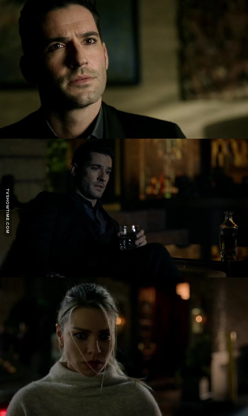 OMG!! Lucifer just realized that he is in love with Chloe.. 😭😭😭