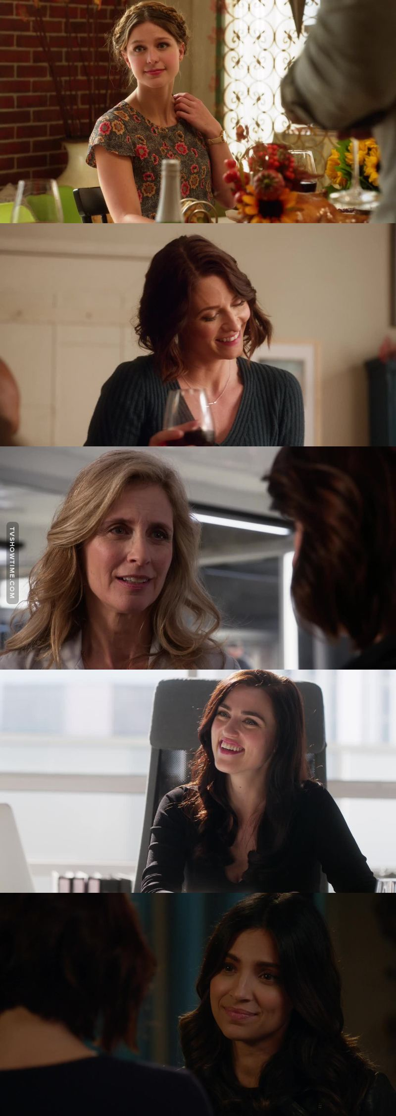 The women of this show are all so great!!