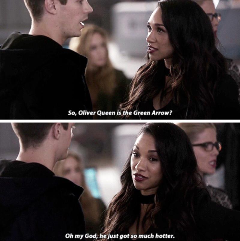 same Iris, same.