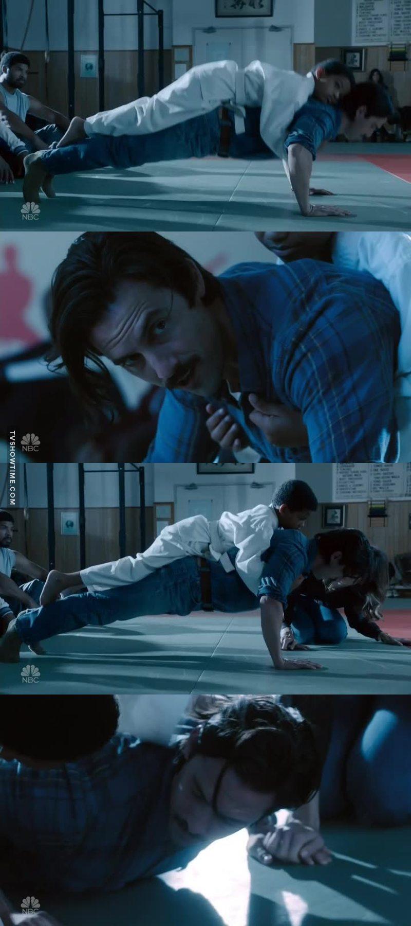 'I won't stop'   Questa scena è stata fantastica, la migliore.✨