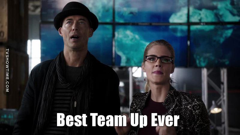 Felicity speaks for the fandom😂😂😂