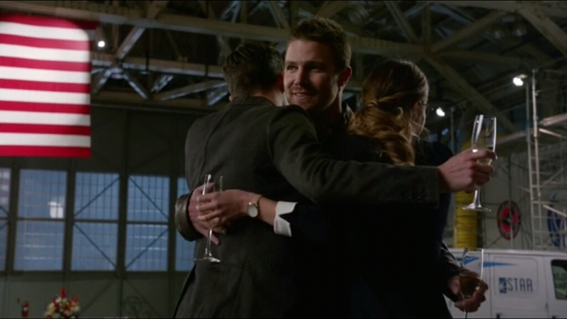 The little kid in me geeked out when these three hugged. Perfection. #trinity