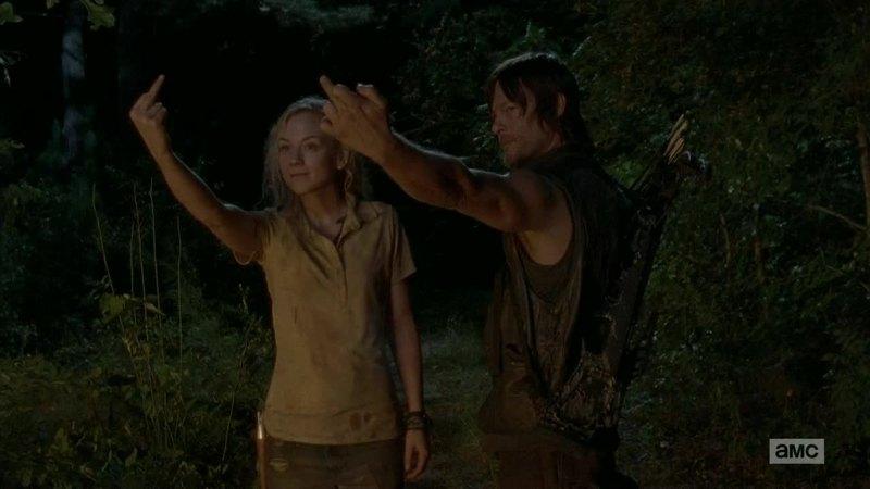 Du Daryl, du Daryl et encore du Daryl, ahhh un des meilleurs épisodes de la saison !
