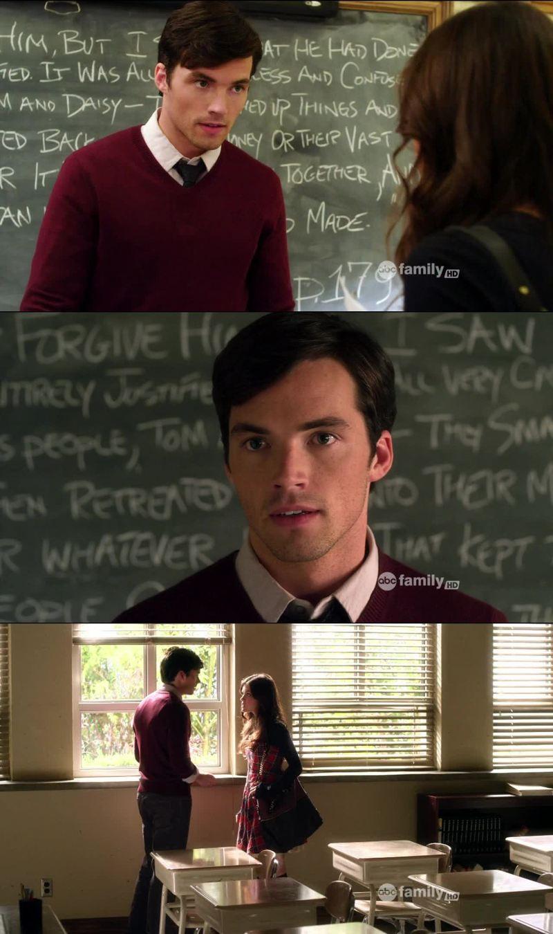 I love Ezra 😍 #Ezria
