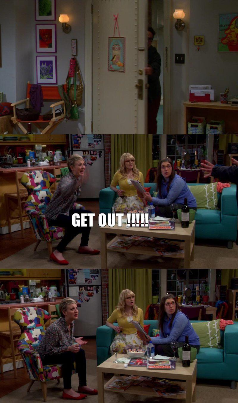 tv time the big bang theory s08e14 the troll
