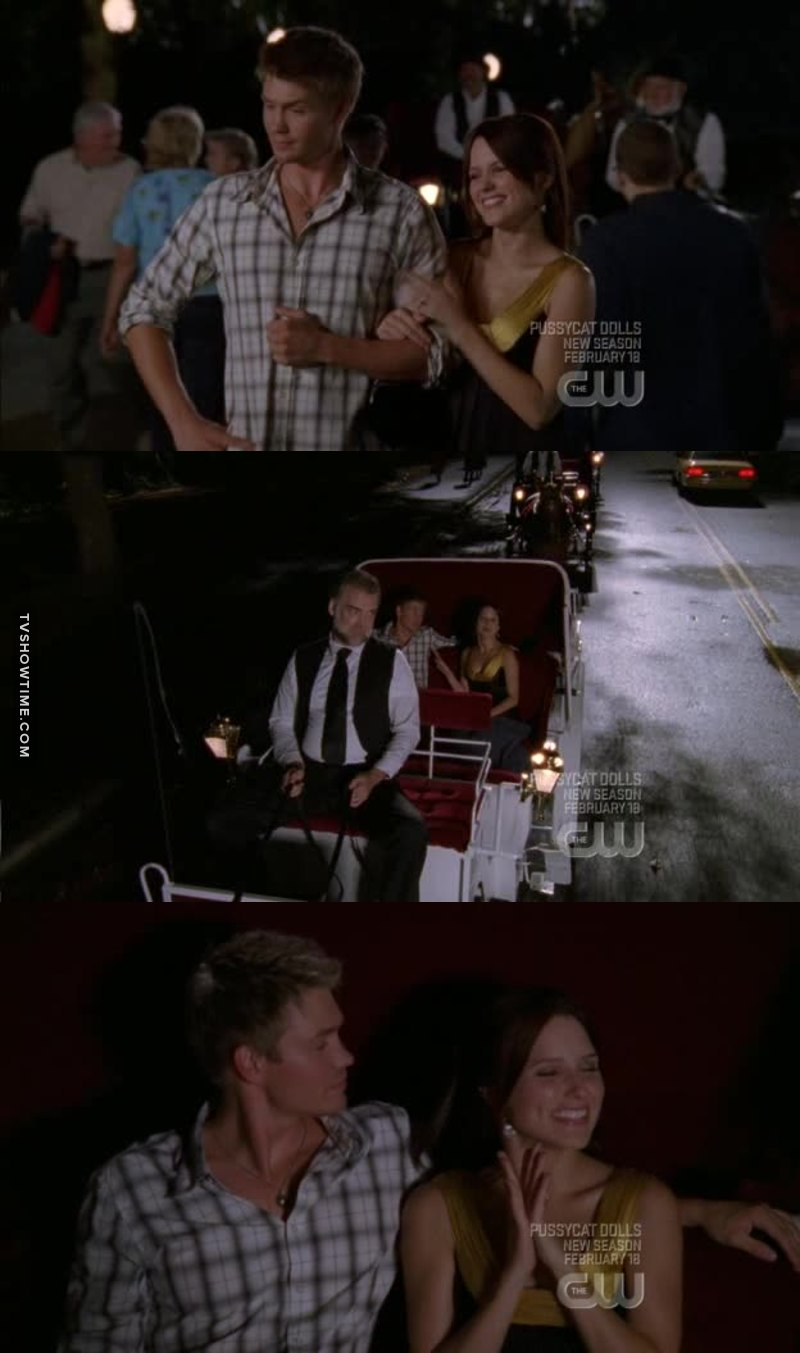 Am I the only one who prefers Lucas with Brooke than with Peyton?