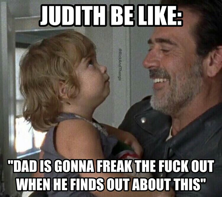 Judith be like