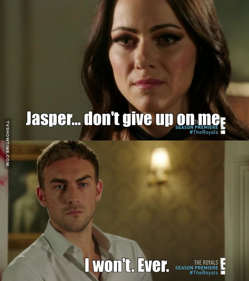 Ahhh the feels. Jaspenor smiling, talking... Jaspenor painting together 😍😘