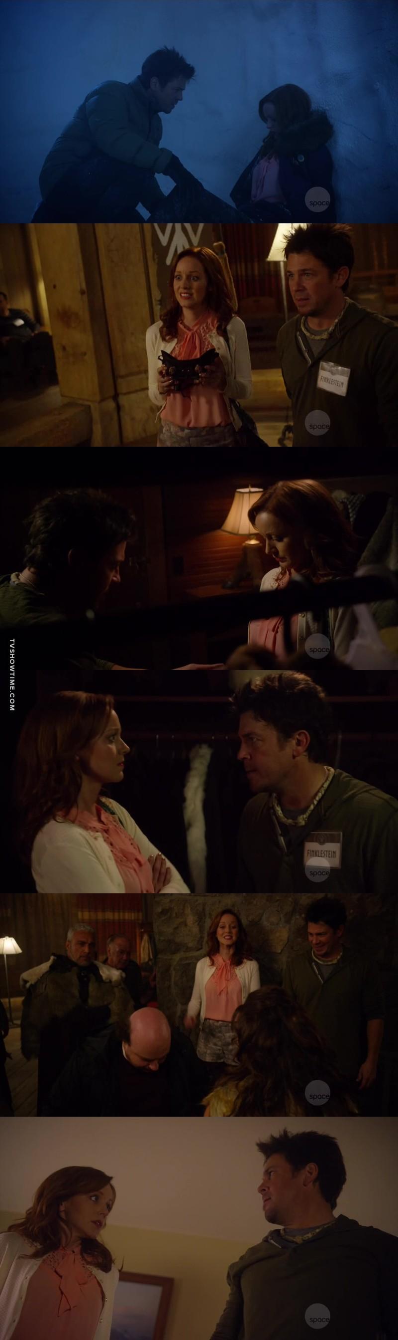 Finalmente una puntata incentrata su Stone e Cassandra 😂❤️😍