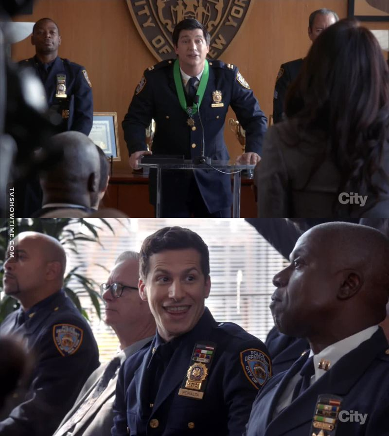 OMG, Holt you smart ass awesome creature!! Never could have guessed you were behind this!! So little bit of Jake is rubbing off on you or am I Overminning you!!!