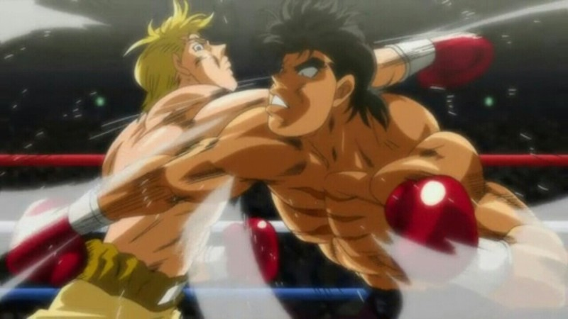An awesome fight !