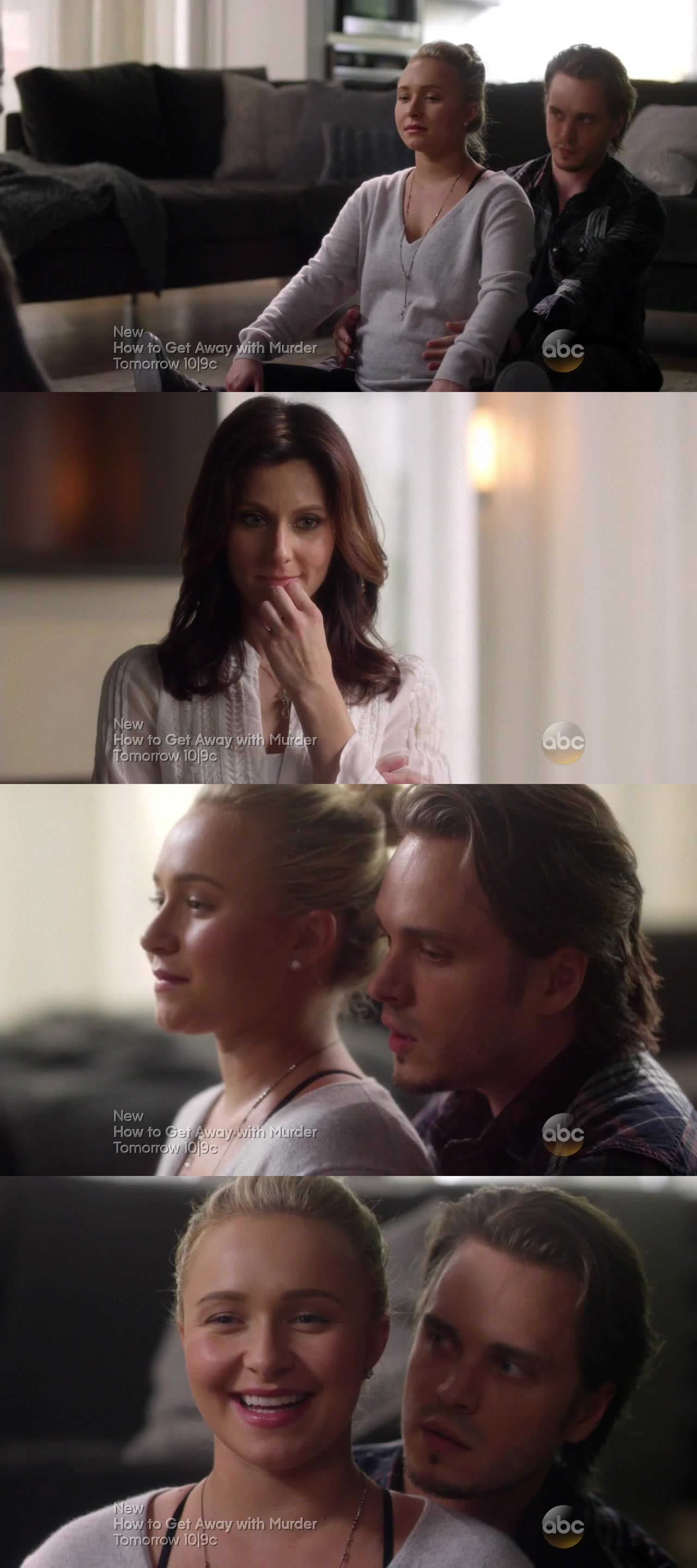 I hope they'll reconciliate, this situation makes both of them so unhappy!  Poor Will and Layla haha, reality TV's a bitch! first time I was impressed by Layla singing though, she's always been a so-so character.  Curious how Deacon will take the story about him and Rayna that Rolling Stone no doubt is gonna print. don't like the Maddie and Luke's son (what's-his-name) storyline, hope they'll break it off after this incident   And we'll have to wait and see if Gunnar and Zoey's relationship can handle fulltime care of Micah. (by the way, what mother just runs off like that, she's deeply disturbed..)