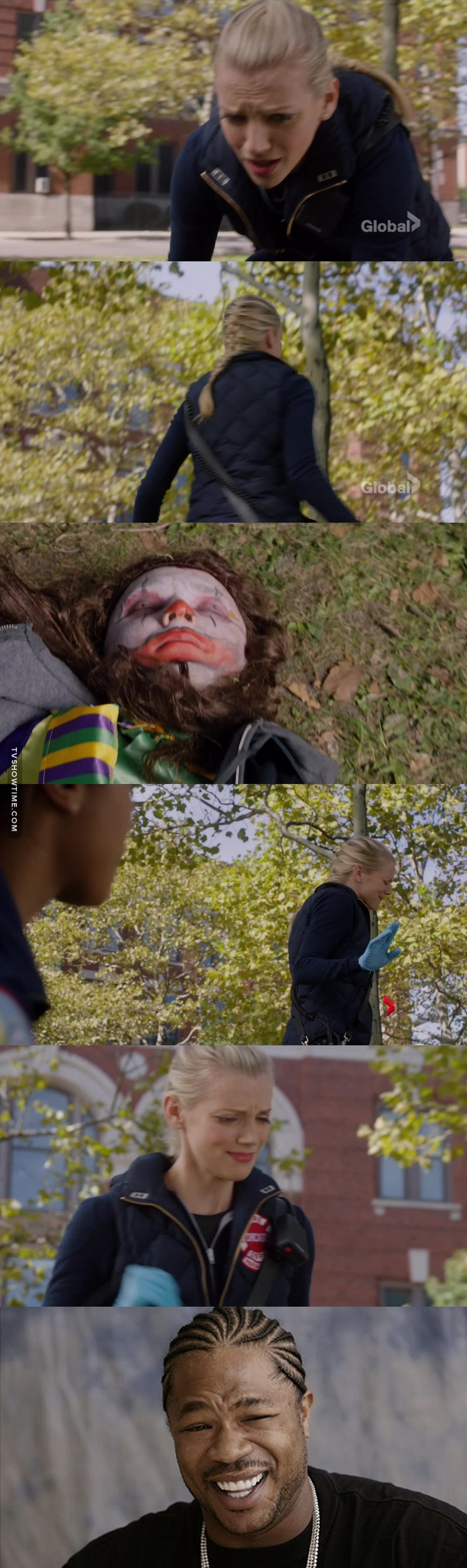 Sylvie killed me in this scene 😂😂😂😂😂😂
