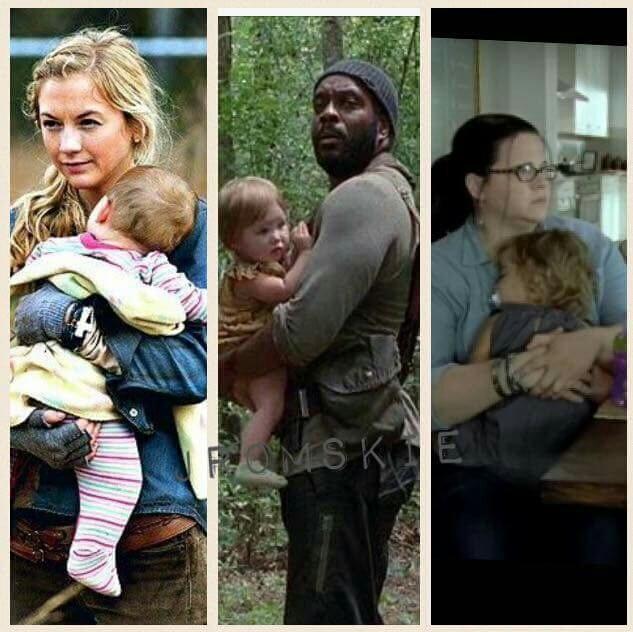 Judith's curse #babysitterproblems