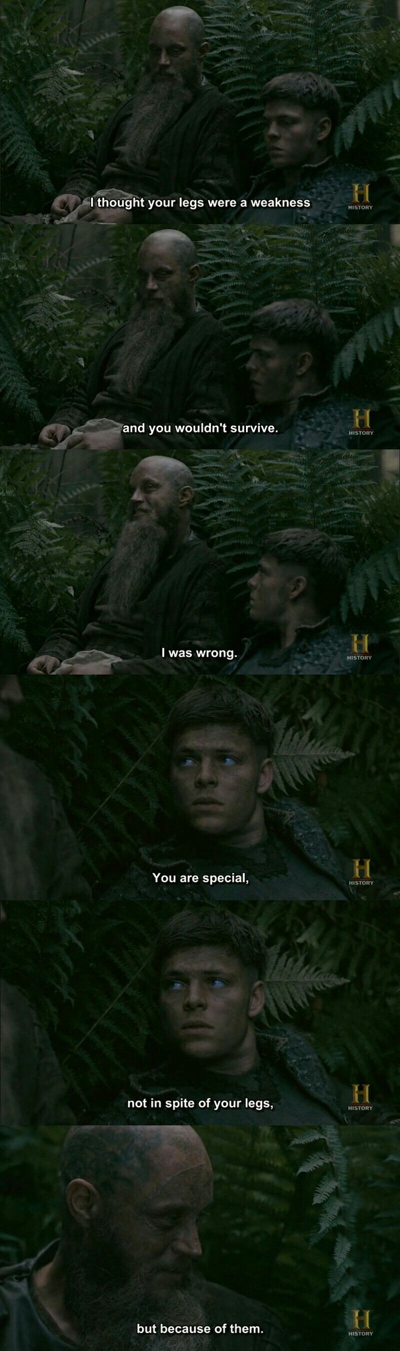 Ivar was waiting to hear this.