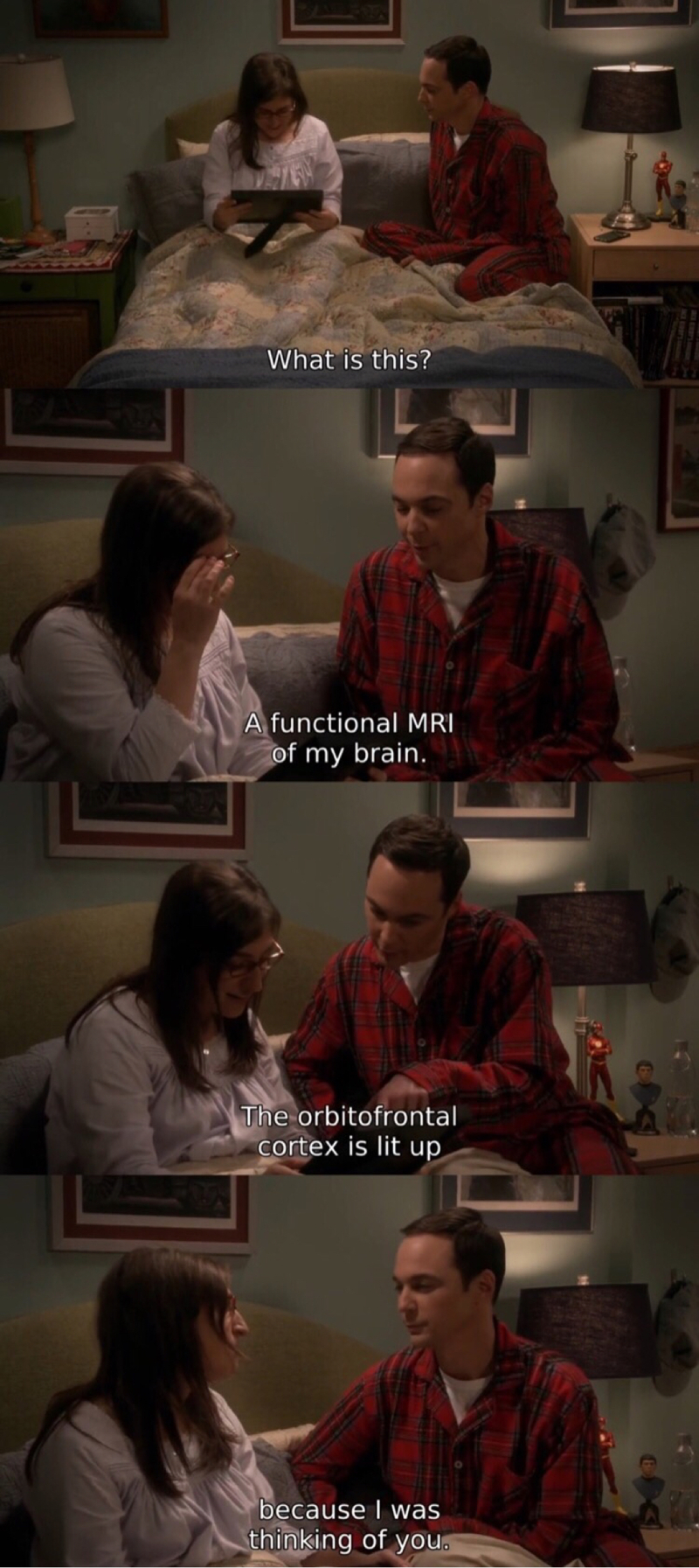 That is real Sheldon's Love ❤️😂😂😂😂😂😂