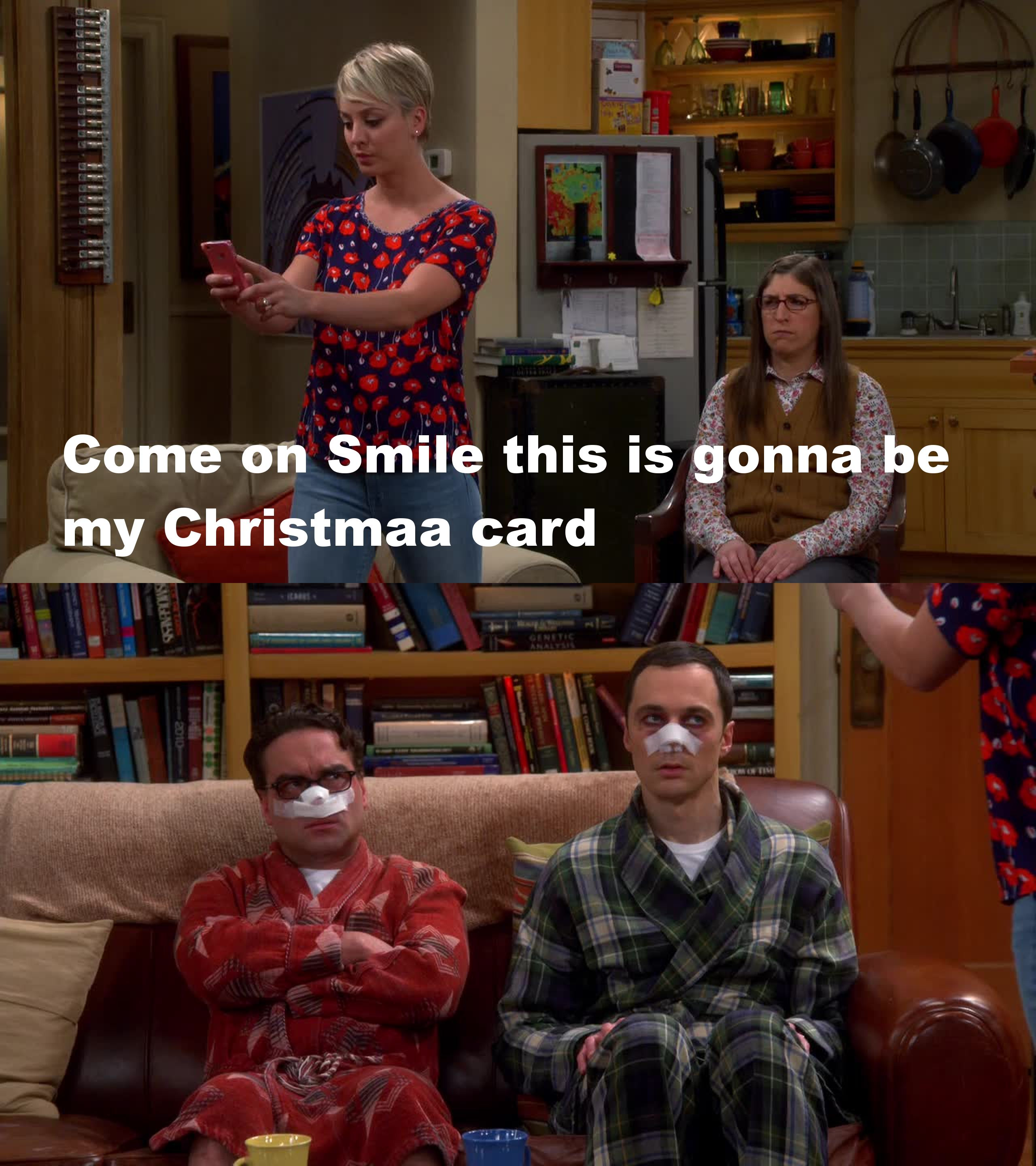 Good episode. Still Sheldon carry all comedy part -_-