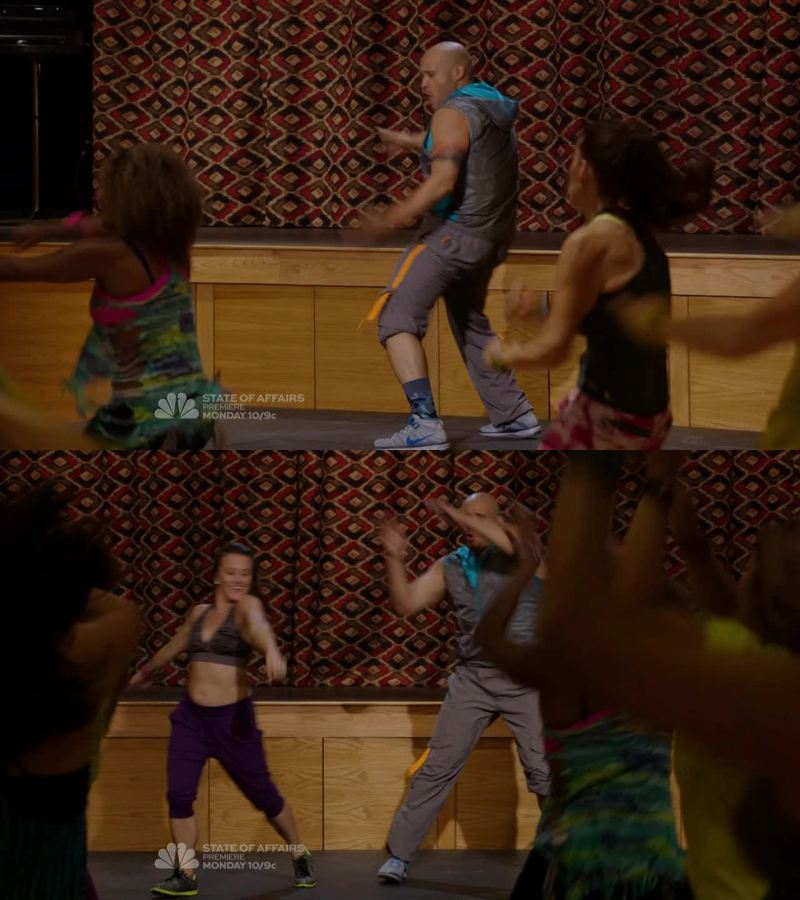 I would go to that Zumba class