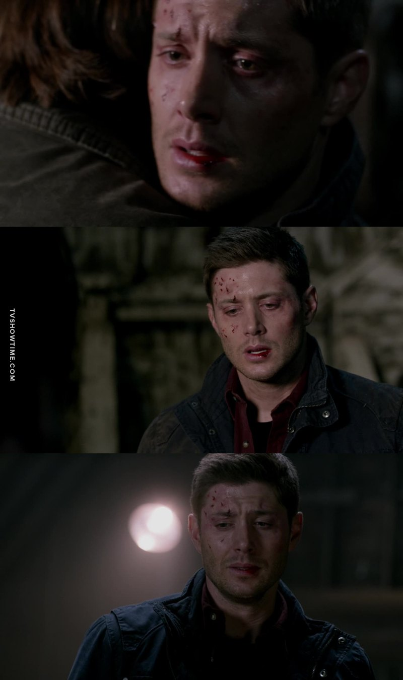 Can he win an Oscar already? Heartbreaking scene. These lost eyes killed me