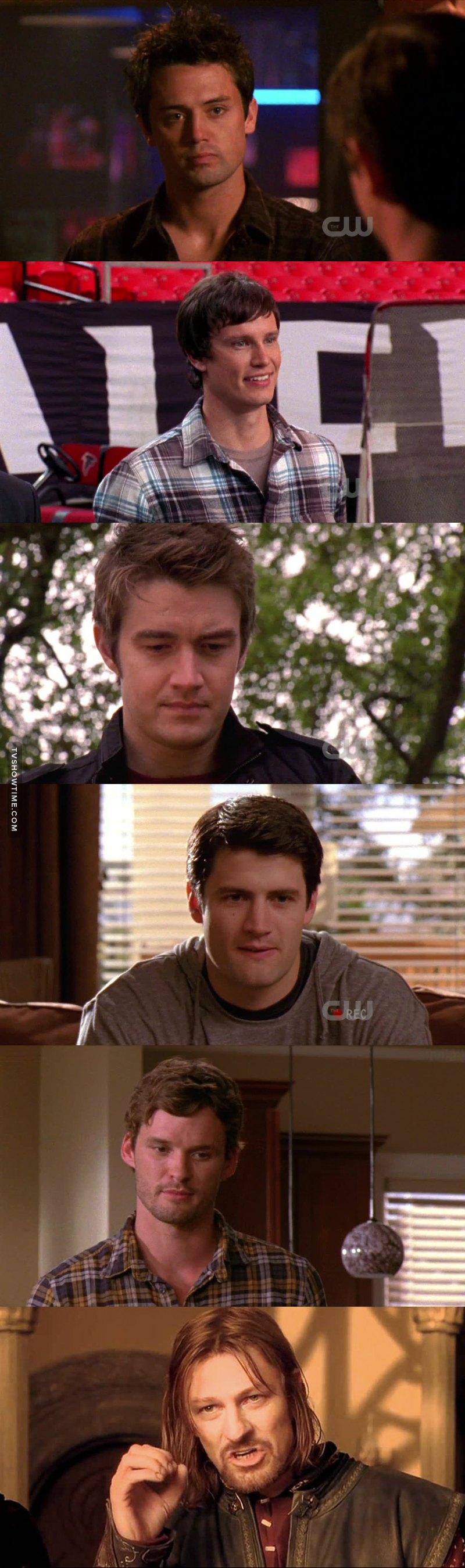 """""""Filha porque você assiste tanto essa série ? """""""